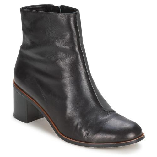 kengät Naiset Nilkkurit Robert Clergerie MILLION Black