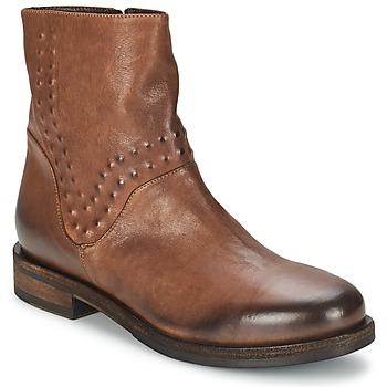 kengät Naiset Bootsit Vic COPENHAGEN Brown
