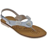 kengät Tytöt Sandaalit ja avokkaat Inblu  Valkoinen
