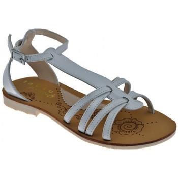 kengät Naiset Sandaalit ja avokkaat Inblu  Valkoinen