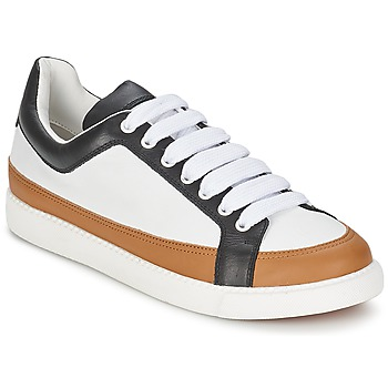 kengät Naiset Matalavartiset tennarit See by Chloé SB23155 White
