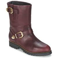 kengät Naiset Bootsit SuperTrash MARYLIN Bordeaux