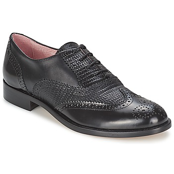 kengät Naiset Herrainkengät Elia B SPECTATOR Musta