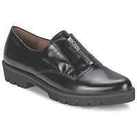 kengät Naiset Mokkasiinit Wonders CAMMA Black