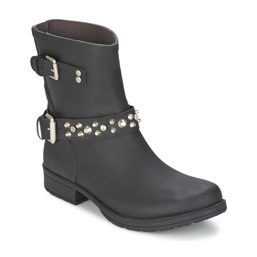 kengät Naiset Bootsit Colors of California JAMBO Black