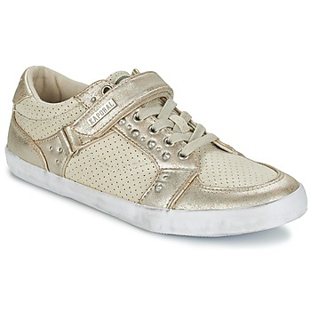 kengät Naiset Derby-kengät Kaporal Snatch BEIGE