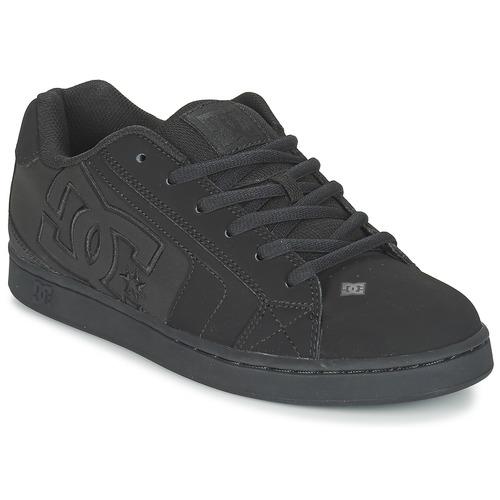 kengät Miehet Skeittikengät DC Shoes NET Black