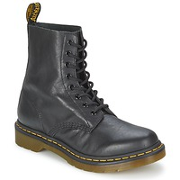 kengät Naiset Bootsit Dr Martens PASCAL Musta