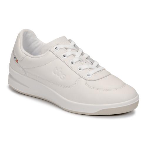 kengät Naiset Matalavartiset tennarit TBS BRANDY White
