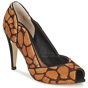 kengät Naiset Korkokengät Dumond GUATIL Leopardi