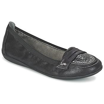 kengät Naiset Mokkasiinit Les P'tites Bombes ALOA Black