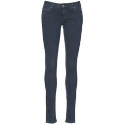 vaatteet Naiset Slim-farkut School Rag NEW LINDSEY Sininen