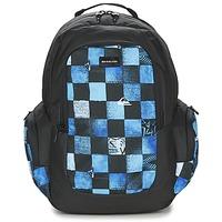 laukut Reput Quiksilver SCHOOLIE Black / Blue