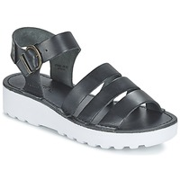 kengät Naiset Sandaalit ja avokkaat Kickers CLIPPER Black