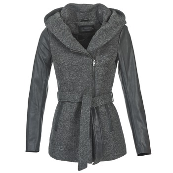 vaatteet Naiset Paksu takki Only LISFORD Grey
