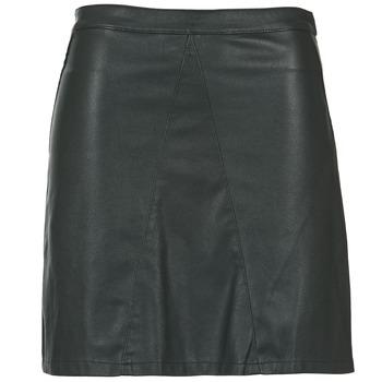 vaatteet Naiset Hame Only METTELINE Black