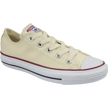 kengät Miehet Matalavartiset tennarit Converse C. Taylor All Star OX Natural White M9165 White