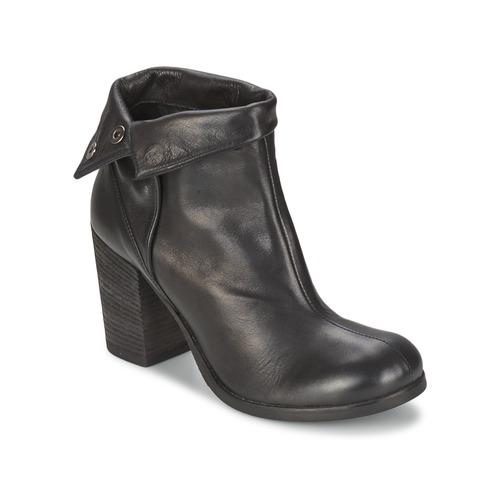 kengät Naiset Nilkkurit JFK GUANTO Black
