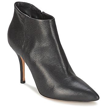kengät Naiset Nilkkurit JFK LIZARD Black