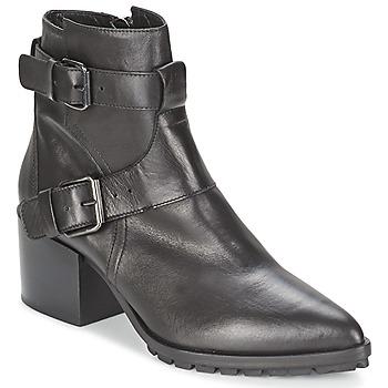 kengät Naiset Nilkkurit Strategia FUCILE Black