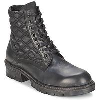 kengät Naiset Bootsit Strategia BOMBER Black