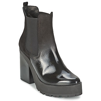 kengät Naiset Nilkkurit Miista YOLANDA Musta