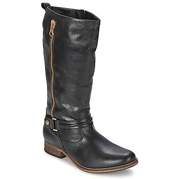 kengät Naiset Saappaat Nome Footwear SASSIF CASU Black