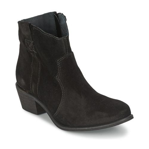 kengät Naiset Bootsit Shoe Biz BROPE Black