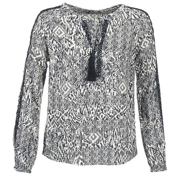 vaatteet Naiset Topit / Puserot Vila VIETNO Grey / White