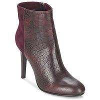 kengät Naiset Nilkkurit Alberto Gozzi GRINGO MANDORLA Bordeaux