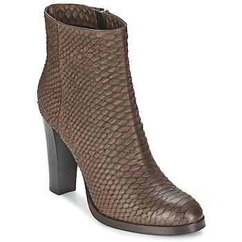kengät Naiset Nilkkurit Alberto Gozzi MADRID T MORO Brown