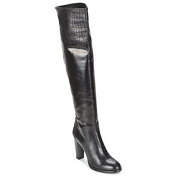 kengät Naiset Saappaat Alberto Gozzi GRINGO NERO Black