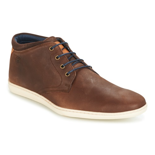 kengät Miehet Bootsit Casual Attitude CALER Ruskea