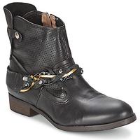 kengät Naiset Bootsit Regard SOFAXO Black