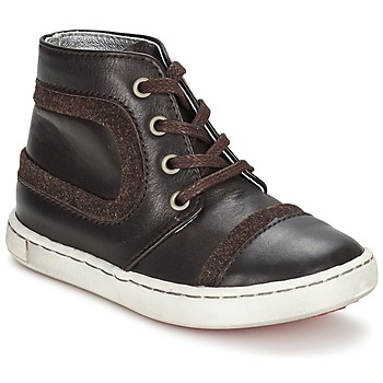kengät Pojat Bootsit Tartine Et Chocolat JR URBAIN Chocolat