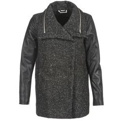 vaatteet Naiset Paksu takki Noisy May KYLES Black