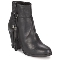kengät Naiset Nilkkurit Carvela STAN Black