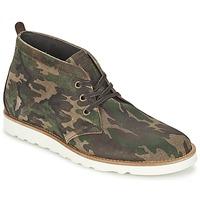 kengät Miehet Bootsit Wesc LAWRENCE Camouflage