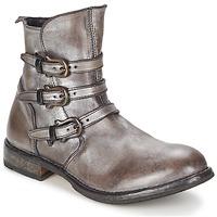 kengät Naiset Bootsit Moma CUSNARGE Argenté