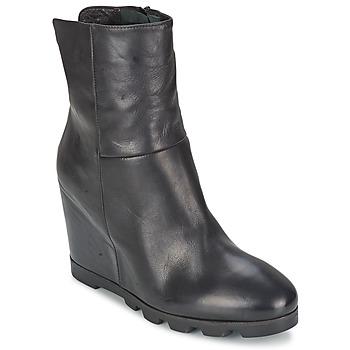 kengät Naiset Nilkkurit OXS IGLOO Black