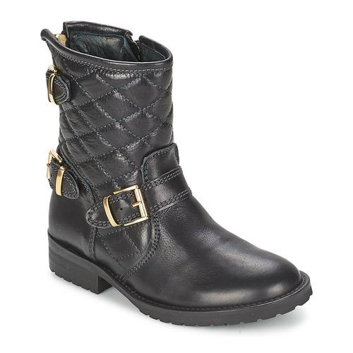kengät Tytöt Bootsit Hip RAVUTE Black