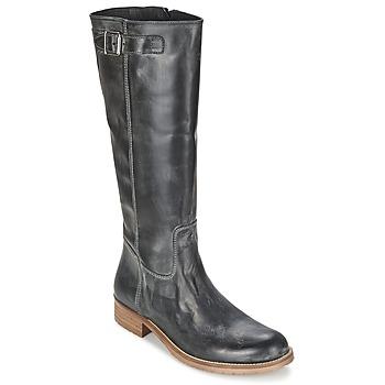 kengät Naiset Saappaat Hip BIDILLE Black
