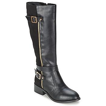 kengät Naiset Saappaat Moony Mood IMMA Black