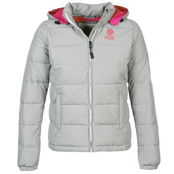 vaatteet Naiset Toppatakki Franklin & Marshall JKWCA506 Grey