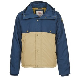 vaatteet Miehet Parkatakki Franklin & Marshall JKMVA034 Sininen / Beige