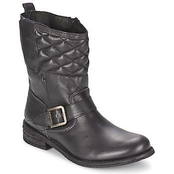 kengät Naiset Bootsit Felmini GREDO ELDO Black