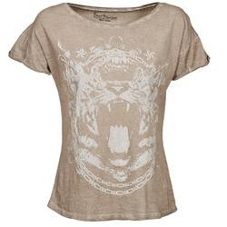 vaatteet Naiset Lyhythihainen t-paita Best Mountain ACCADUR TAUPE