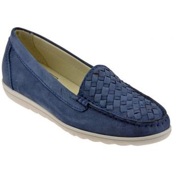kengät Naiset Mokkasiinit Keys  Sininen
