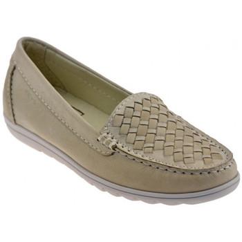 kengät Naiset Mokkasiinit Keys  Beige