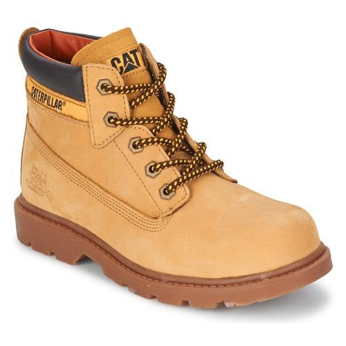 kengät Lapset Bootsit Caterpillar COLORADO PLUS Hunaja